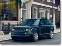Land Rover SVO and Holland & Holland Reveal the Most Luxurious and Expensive Range Rover Ever