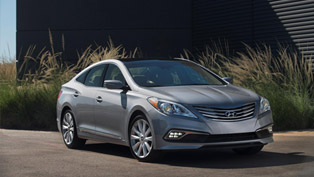 Hyundai Azera is Stronger in 2015