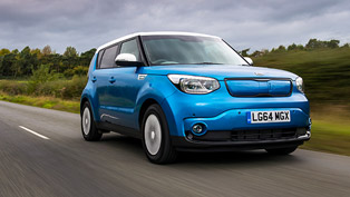 The New Kia Soul EV to be Sold Globally