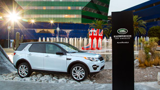 Land Rover Reveals U.S. Specifications for 2015 Discovery Sport