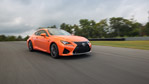 Lexus Most Powerful V8 Engine Dedubts in the New RC F