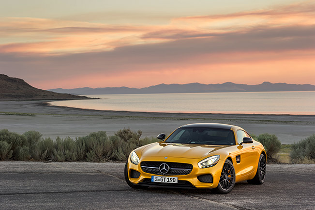 UK Ordering Available Now for Mercedes-AMG GT, GT S and GT S Edition 1