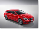 Mercedes-Benz CLA 45 AMG Shooting Brake to Debut in 2015