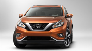 2015 Nissan Murano Goes on Sale