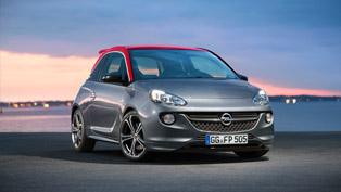 2015 Opel ADAM S Goes On Sale in Europe