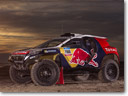 Peugeot Reveals the Definitive Combat Livery of 2008 DKR