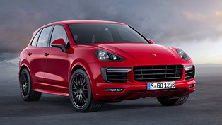 Cayenne and Cayenne GTS Debut at the 2014 Los Angeles Auto Show