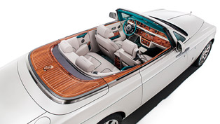 sublime 2015 rolls-royce maharaja phantom drophead coupe arrives in dubai