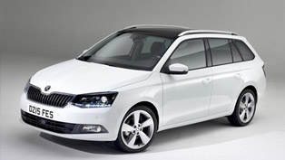 2015 Skoda Fabia Estate Goes on Sale