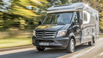 2015 Sprinter-based Hymer ML-T Establishes New Safety Standards