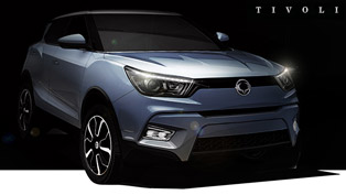 SsangYong Announces the Name of its Newest B-Segment Crossover
