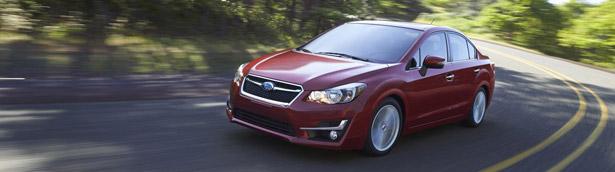 2015 Subaru Impreza Earns 2014 Safety Awards from IIHS