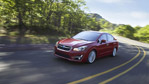 2015 Subaru Impreza Earns 2014 Safety Awards from IIHS