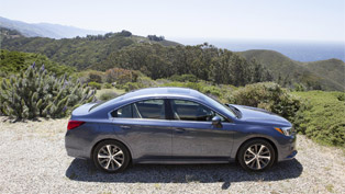 2015 Subaru Legacy named
