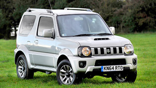 The New 2015 Suzuki Jimny is Finally Here