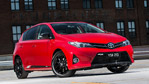 2015 Toyota Corolla RZ and its