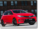 "2015 Toyota Corolla RZ and its ""Dark Side"""