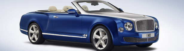 2015 Bentley Grand Convertible Offers Redefined Luxury and Style