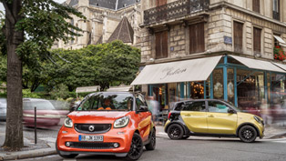 2015 Smart Family Grows to Six Versions