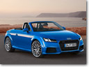 2016 Audi TT Roadster and TTS Coupe to Debut at the 2014 Los Angeles Auto Show