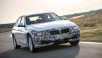 BMW 3-Series Plug-in Hybrid Prototype Unveiled
