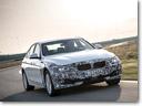 BMW 3-Series Plug-in Hybrid Prototype Unveiled