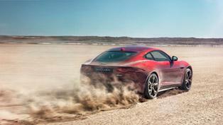 instinctive all-wheel-drive? 2016 jaguar f-type r coupe just got it