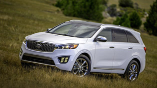 2016 kia sorento to go official in america