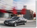 2016 Mercedes-Benz S-Class Maybach Debuts Officially