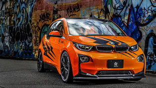 BMW i3 Gets More Personal with 3DDesign and Studie Thailand