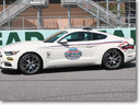 50-Year Limited Edition 2015 Ford Mustang at Ford Championship Weekend