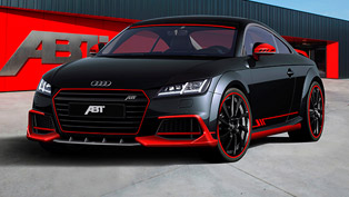 ABT Sportsline Presents the New Audi TT