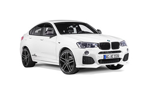 ac schnitzer presents the bmw x4 in an outstandingly athletic version