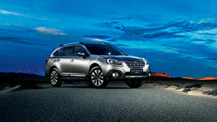 subaru to present all-new outback at 2014 guangzhou motor show