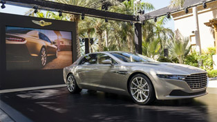 aston martin lagonda taraf officially unveiled in dubai