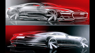 Audi A9 Concept Called Prologue Leaks Before Official Reveal [VIDEO]