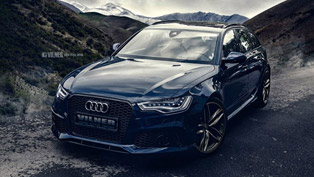 Vilner's Audi RS6 is Capable of 700 Horsepower!