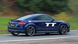 b&b automobiltechnik improves the audi tt 8s 2.0 tfsi
