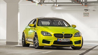 BMW M6 RS800 Gran Coupe by PP-Performance is World