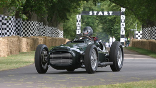 BRM V16 – A True Legend in Motor Racing History