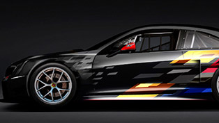 Cadillac Introduces Its Wicked All-new ATS-V.R Race Car