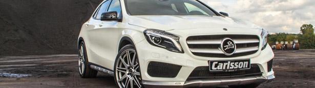 Urban Look Project: Carlsson Mercedes-Benz GLA