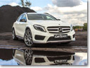 Urban Look Project: Carlsson Mercedes-Benz GLA