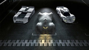 Chaparral Returns with Gran Turismo 2X VGT Concept