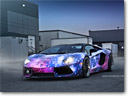 "SR Auto and DXSC Release Exclusive Aventador ""Guardian of the Galaxy"""