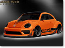 Tanner Foust Racing ENEOS RWB Volkswagen Beetle with SEMA Premiere