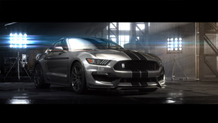 Shelby is Back: The Legend Shelby Ford GT350 Mustang Revealed!