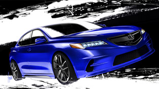 Galpin Auto Sports has Prepared Monstrous Custom Acura TLX for SEMA