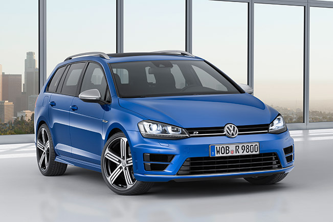 Volkswagen Reveals New Golf R Estate At LA Auto Show - When is the la car show