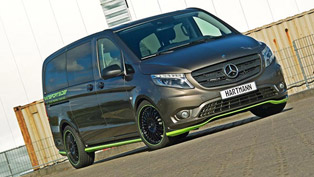 Mercedes Vito Upgraded by Hartmann Tuning